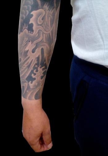 刺青 作品30