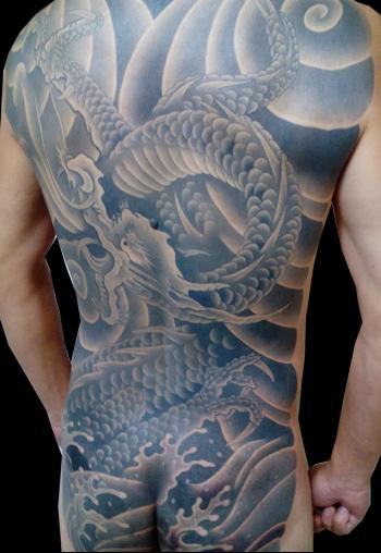 刺青 作品32