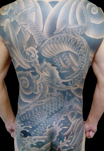 刺青 作品33